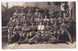 Winnweiler, Stempel Bayer. Vereins Lazarett, Gruppenaufnahme, Alte Foto Postkarte 1915, Feldpost - Autres