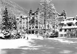 Hotel Disentiserhof @ Disenties - GR Grisons