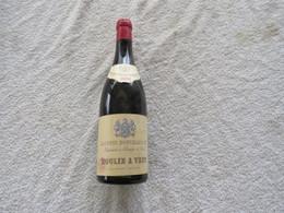 MOULIN A VENT - JACQUES BOUCHARD 1955 - Wine