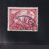 RAL2 /  Deutsches Reich  Wagner  504 A / Rundstempel - Used Stamps