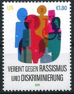 ONU Vienne 2021 - Unesco - United Against Racism And Discrimination ** - Nuevos