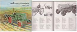 Landbouwtractoren    Tracteurs 1950-1960 - Practical