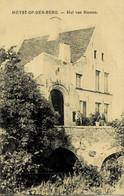 Heyst-op-den-Berg Hof Van Riemen Circulée En 1919 - Heist-op-den-Berg