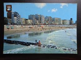 Blankenberge: Strand En Zeedijk --> Beschreven - Blankenberge
