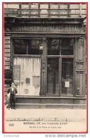 CPA 69 LYON Restaurant Du PALAIS ROYAL BARDAY 25 Rue Centrale - Other