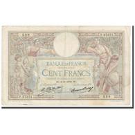 France, 100 Francs, Luc Olivier Merson, 1930, 1930-11-06, TTB, Fayette:24.09 - 100 F 1908-1939 ''Luc Olivier Merson''