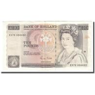 Billet, Grande-Bretagne, 10 Pounds, Undated (1975-92), KM:379e, SUP - 10 Pounds