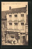 AK La Panne, Le Grand Hotel Monico - De Panne