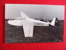 ALIANTE / PLANEUR MILANO BRESSO 1930 Circa  I-RAID - 1919-1938