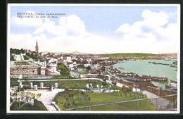 AK Belgrade, Le Port De Sava - Serbia