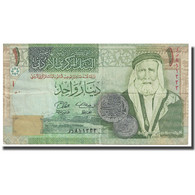 Billet, Jordan, 1 Dinar, 2002, KM:34d, TTB - Jordan