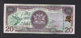 BILLET TRINITE ET TOBAGO 20 DOLLARS - Trinidad & Tobago