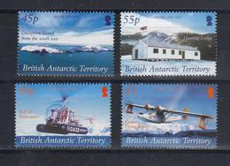 British Antarctic Territory (BAT) 2005 Fidase 4v ** Mnh (51654) - Nuevos