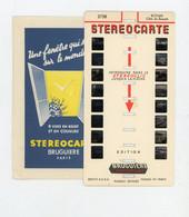 STEREOCARTE BRUGUIÈRE - 2758  ROYAN COTE DE BEAUTÉ - Stereoscoop