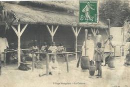 A!miens   Village Senegalais   Exposition - Amiens