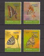 Spain 2011 Butterflies S.A. Stamps MINT (R0447) - 2011-... Ungebraucht