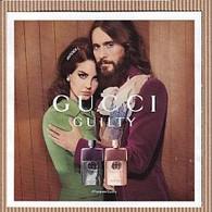 CC Carte Parfumée 'GUCCI' #3507 Perfume Card 5x5 - Modern (from 1961)