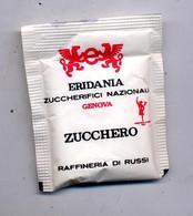 Sachet Sucre Italie Eridania Illustré Poisson - Azúcar