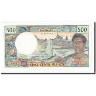 Billet, Nouvelle-Calédonie, 500 Francs, Undated (1969-92), NOUMÉA, KM:60a - Nouméa (New Caledonia 1873-1985)