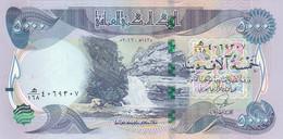 IRAQ 5000 DINAR 2013 P- 100 UNC - Iraq