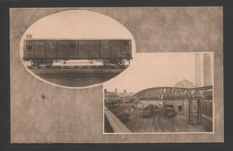 (746) S.A. DIVISION HAINE-ST-PAUL LA LOUVIERE - PONTS ET CHARPENTES - CHAUDRONNERIE WAGONS - TUYAUTERIES TREFILERIES - Equipment