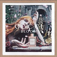 CC Carte Parfumée 'GUCCI' #3508 Perfume Card 5x5 - Modern (from 1961)