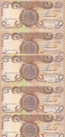 IRAQ 1000 DINAR 2013 P-99 LOT X5 UNC Notes - Iraq
