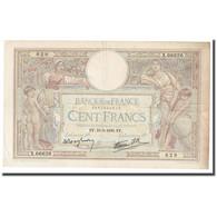 France, 100 Francs, Luc Olivier Merson, 1939, 1939-05-19, TTB, Fayette:25.47 - 100 F 1908-1939 ''Luc Olivier Merson''