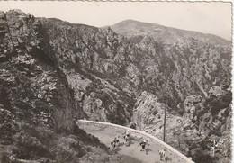 Carte Postale. France. Corse. Piana. Route Des Calanque. Ecrite. Circulé. Timbre. Cachet 1958. Etat Moyen. Pli. Taches - Otros Municipios