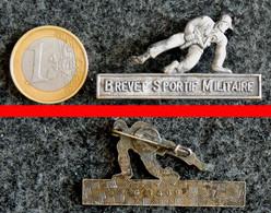 Insigne Armée Française BSM Brevet Sportif Militaire Fabrication Inconnu N° 1469 - Army