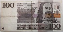 Pays-Bas - 100 Gulden - 1970 - PICK 93a - TB+ - 100 Gulden