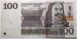 Pays-Bas - 100 Gulden - 1970 - PICK 93a - TTB - 100 Gulden