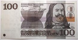 Pays-Bas - 100 Gulden - 1970 - PICK 93a - TTB+ - 100 Gulden