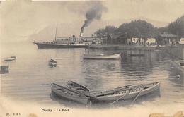Ouchy - Le Port - VD Vaud