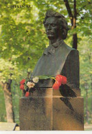 95287- CHISINAU PARK, MIHAI EMINESCU MONUMENT - Moldavië