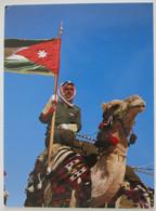 KINGDOM JORDAN OLD CITY DESERT POLICE PETRA RED SEA CAMEL POSTCARD CARTOLINA KARTE CPM PICTURE ANSICHTSKARTE CARD PHOTO - Jordan