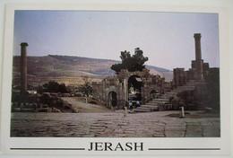 KINGDOM JORDAN OLD CITY DESERT JERASH PALACE RED SEA CAMEL POSTCARD CARTOLINA KARTE CPM PICTURE ANSICHTSKARTE CARD PHOTO - Jordan