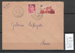 Reunion - Lettre   SAINTE MARIE - 1951 - Storia Postale