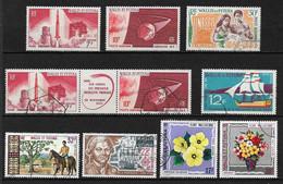 W&F32 -Wallis & Futuna Entre N°A24 à N°A55 Neuf Ou Oblitéré 10 Valeur CV + De 44,00 Euros - Unclassified