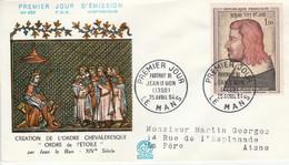 FDC 1964 JEAN LE BON - 1960-1969