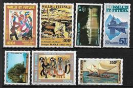 W&F35 -Wallis & Futuna Entre N°A114 à N°A146 Neuf Ou Oblitéré 7 Valeur CV + De 38,00 Euros - Unclassified