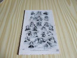 CPA Famille Napoléon-Bonaparte. - Familles Royales