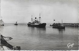 62. BOULOGNE SUR MER. ENTREE DU PORT ET PHARE. 1950. - Boulogne Sur Mer