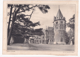 Prent - Château D'Oostmalle - Photo Ed. Schindeler - Herstal - Malle