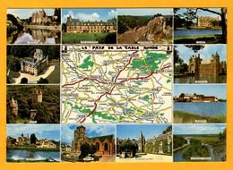 Pays De La Table Ronde  Bretagne  Ploermel Edt  Artaud     N° - Maps