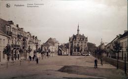Hoboken, Maison Communale; Gemeentehuis - Antwerpen