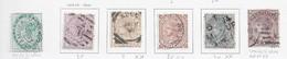 95564) INDIA INGLESE- LOTTO DI FRANCOBOLLI- 1874-79 VITTORIA - USATI+ - Unclassified