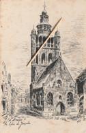 Bruges: Eglise De Jéruzalem - Brugge