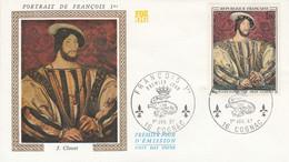 FDC 1967 FRANCOIS 1 ER - 1960-1969