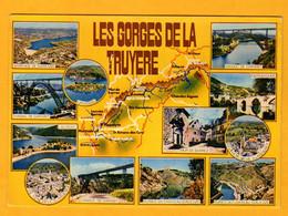 Les Gorges De La Truyère      Edt   Cim     N° 5622 - Maps